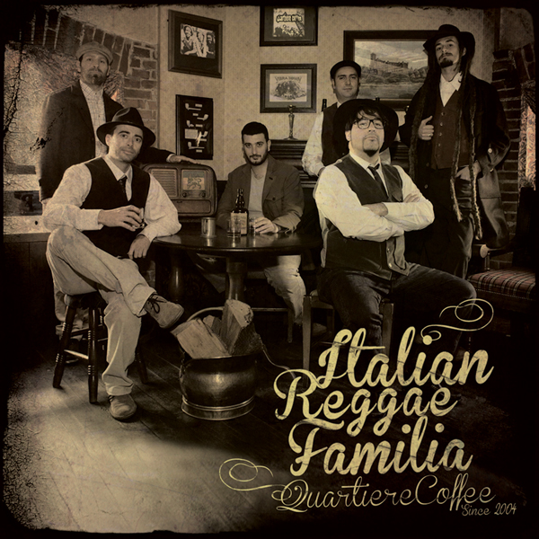 Quartiere Coffee – Italian Reggae Familia