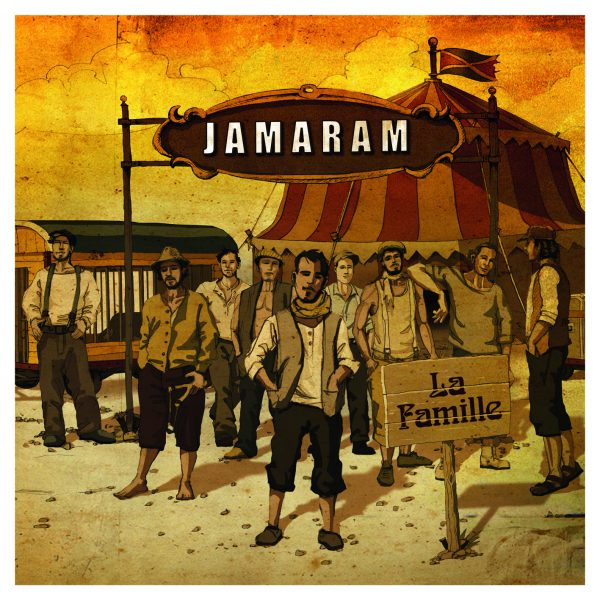 Jamaram – La Famille
