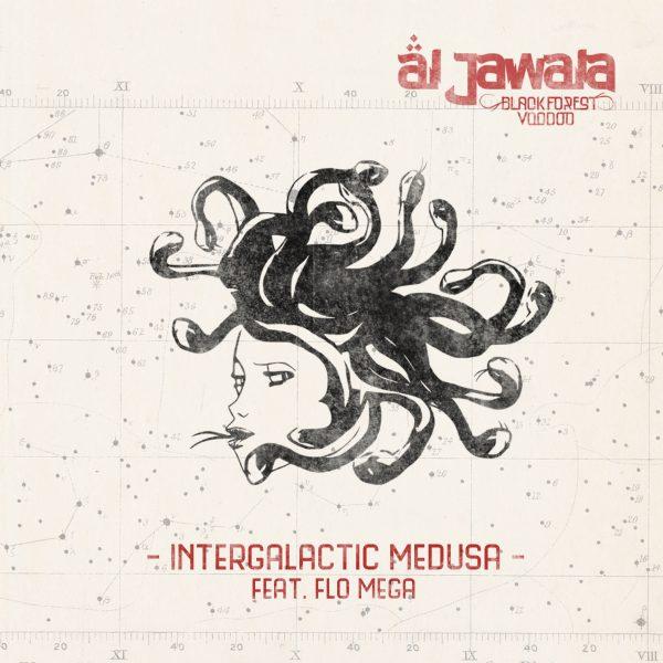 Äl Jawala – Intergalactic Medusa (Feat. Flo Mega)
