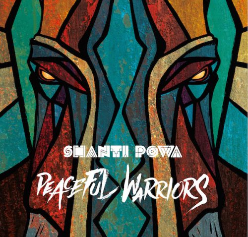 ShantiPowa PeacefulWarrior Web
