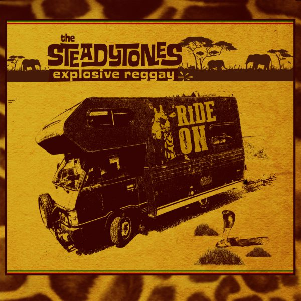 The Steadytones – Ride On