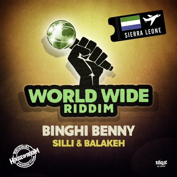 cover Binghi Benny