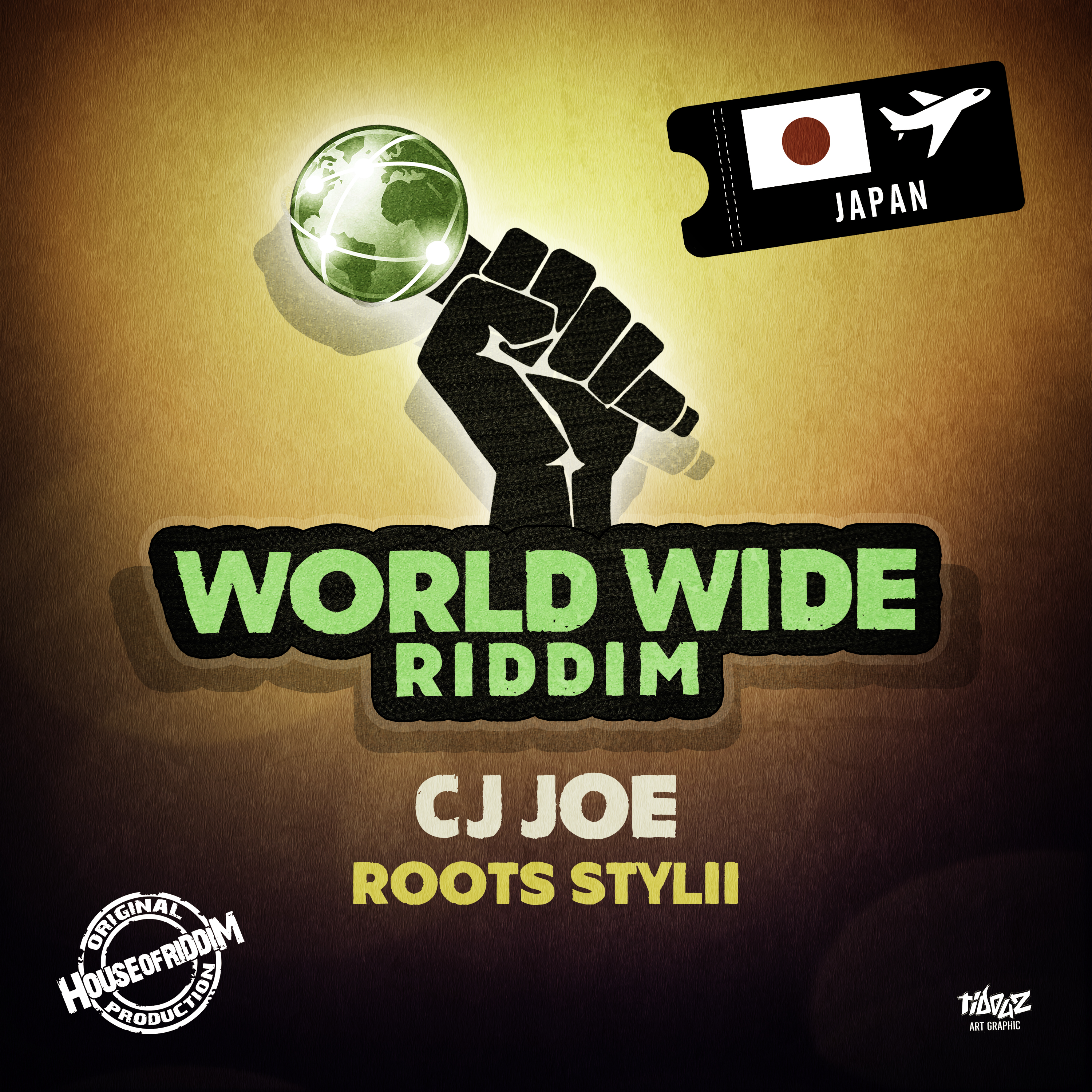 cover_C J Joe_Roots Stylii