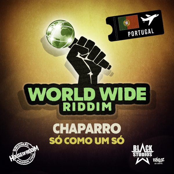 cover_Chaparro_Só Como Um Só