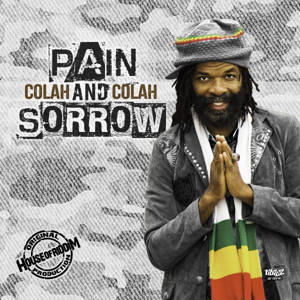 cover_Colah Colah_Pain and Sorrow