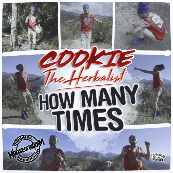 cover_Cookie the Herbalist_How Many Times