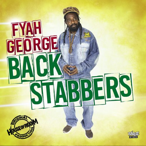 cover_Fyah George_Back Stabbers