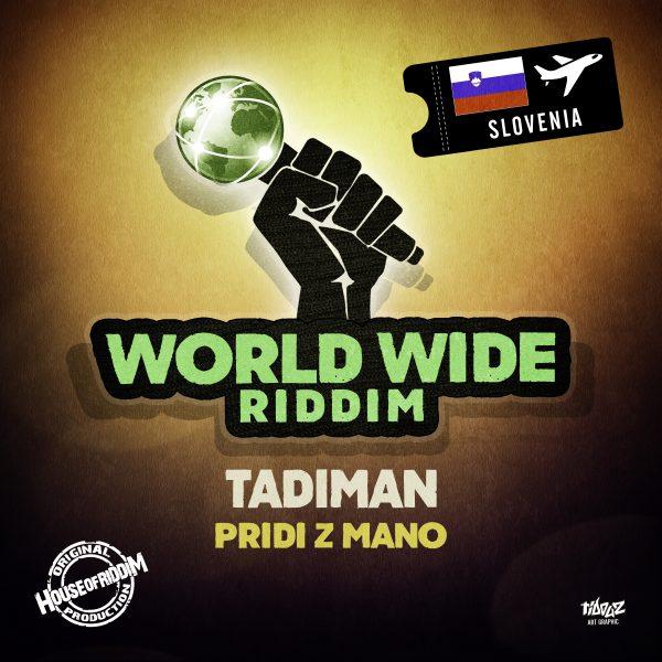 cover_Pridi Z Mano_Tadiman