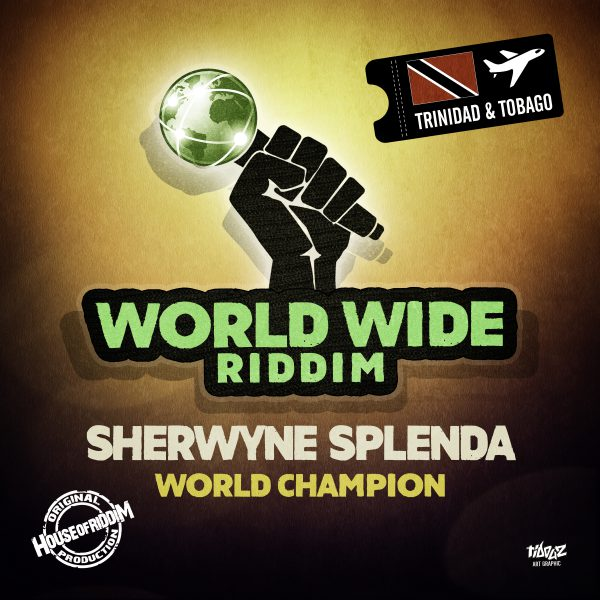 Sherwyne Splenda – World Champion