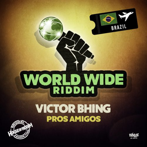 cover_Victor Bhing_Pros Amigos