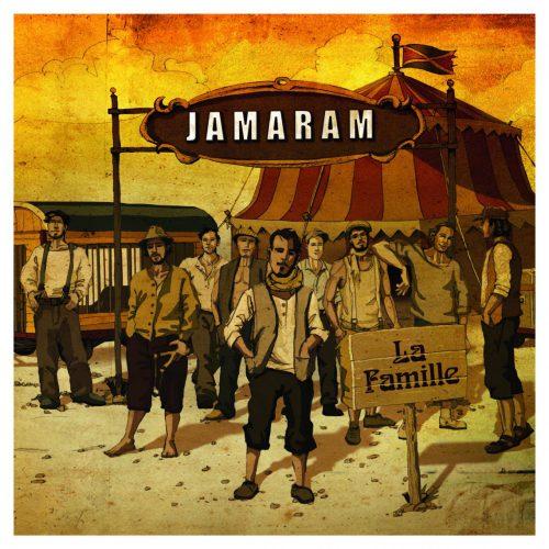 Jamaram Cover La Famille