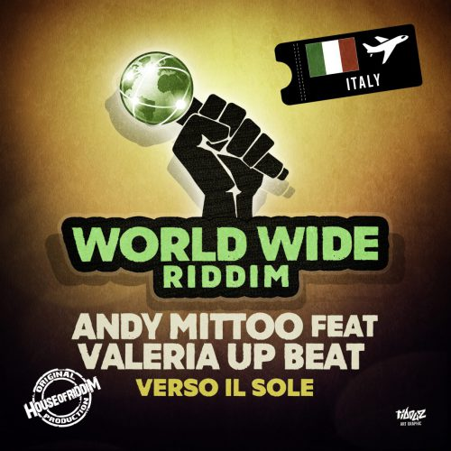 Andy Mittoo feat. Valeria Up Beat – Verso Il Sole