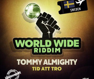 Tommy Almighty – Tid att tro