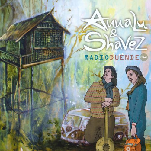 cover_AnnaLu & Shavez_RadioDuende 99.9AM