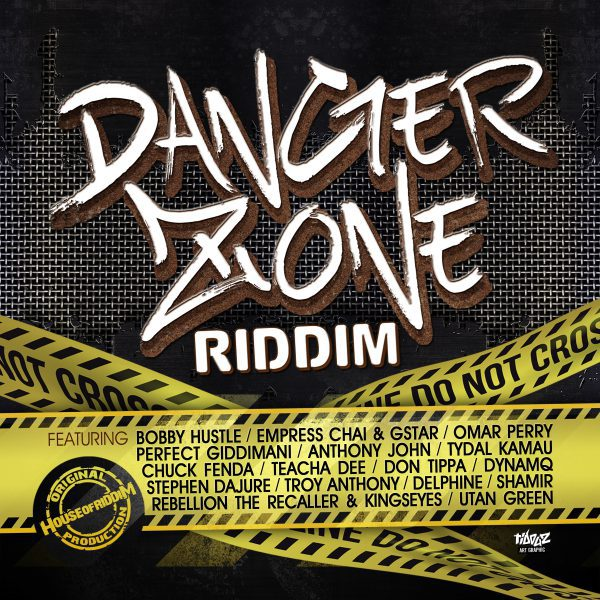 Various Artists – Danger Zone Riddim