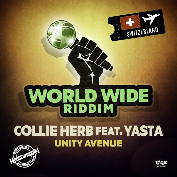 Collie Herbie feat. Yasta – Unity avenue