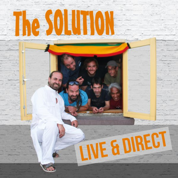cover_TheSolution_Live&Direct