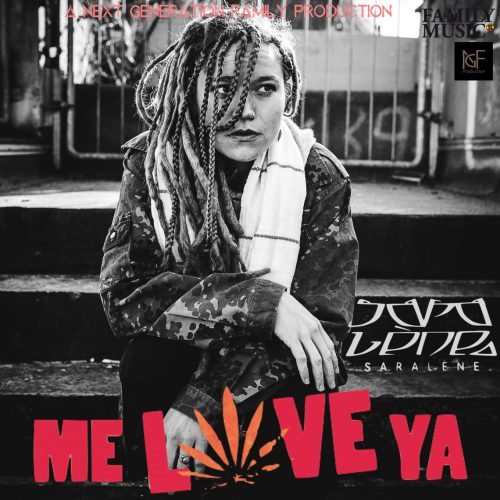 cover_Saralène_MeLoveYa