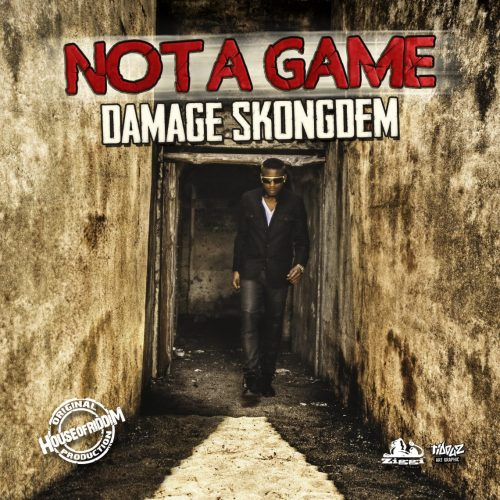 5303735760658_Damage_SkongDem-Not_a_GameFront-Cover