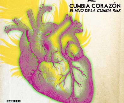 0641243800622_Ael_Jawala-Cumbia_CoraznFront-Cover