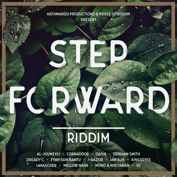 5303735760795_Various_Artists-Step_Forward_RiddimFront-Cover