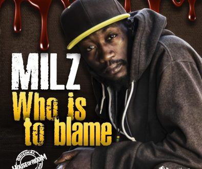 5303735760825_Milz-Who_Is_to_BlameFront-Cover