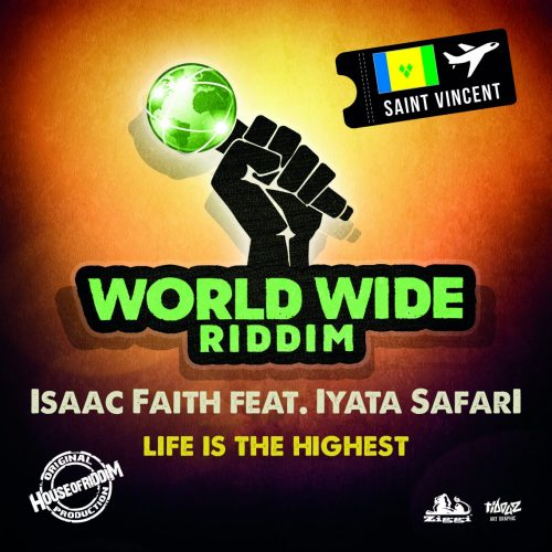 5303735760887_Isaac_Faith_feat._Iyata_SafarI-Life_Is_the_HighestFront-Cover