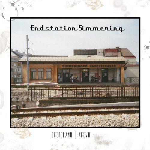 0641243800677_Queroland__Arevo-Endstation_SimmeringFront-Cover