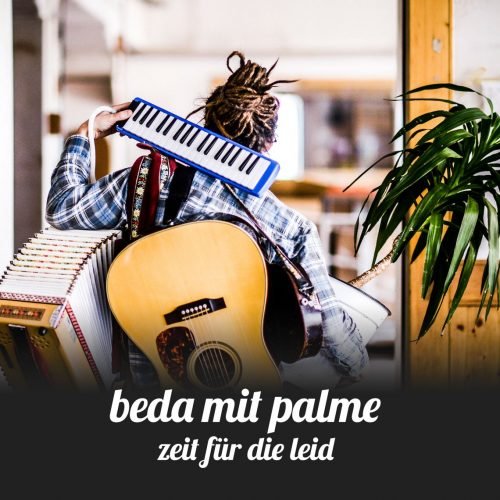 Beda_mit_Palme_Spotify_zeit_fuer_die_leid