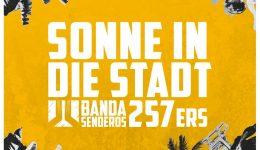 Banda Senderos-Cover Sonne in die Stadt-ohne Feat