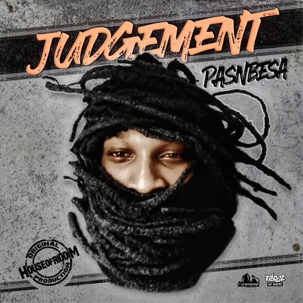 5303735761389_Pasnbesa-JudgementFront-Cover