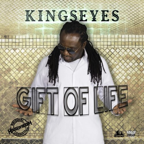 Front - Kingseyes - Gift of life - HOR 2020